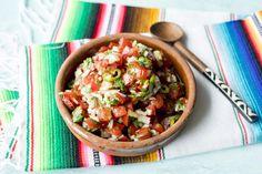Hjemmelaget salsa setter en spesielt god spiss på tacomiddagen.