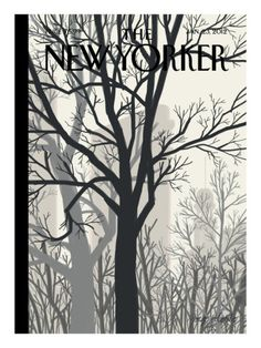 The New Yorker Cover - January 23, 2012 Premium Giclee Print