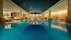 The Day Spa at the Langham Hotel, formerly known as the Observatory Day Spa Sydney, is the place to go if you want to play kings and queens for a day. Not just