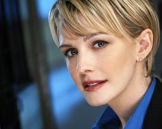 Kathryn Morris - my other favorite actress .