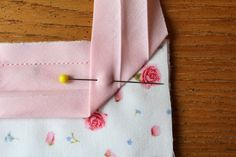 Weekend Kits Blog: Baby Quilt Kit Tutorial - Binding the Quilt