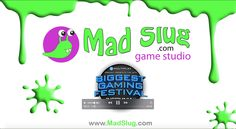 'MadSlug video for insomnia57' We had this video playing on our stand last weekend (Easter) when we were showcasing #KickinKong and #TumbleTerra at THE biggest gaming festival in the UK....insomnia57. What an awesome experience that was.  #MadSlug #insomnia57