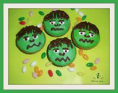 cupcake di frankenstein per Halloween