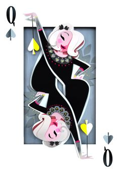 Queen of Spades by Brittney Lee