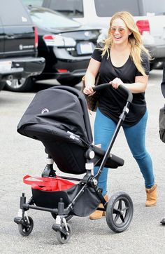 Hilary Duff with her Cameleon!