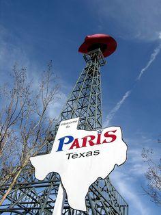 Paris, TX : Tower of PAris