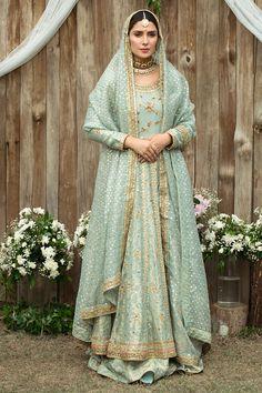 Pakistani Bridal Dresses Online, Pakistani Bridal Wear, Bridal Lehenga, Indian Bridal, Anarkali Frock, Nikkah Dress, Sarara Dress, Bridal Dress Design, Designer Anarkali