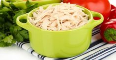 In 25 minutes, you can have perfectly cooked boneless, skinless chicken breasts to chop or shred to use in other dishes.