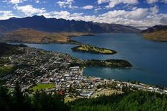 Queenstown, New Zealand  One of my favourite trips on my tour  Feb 2013