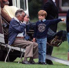Prince Harry of UK