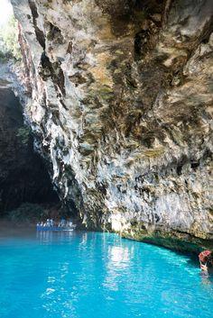 Really enjoyed visiting #Melissani #Underground #Cave in #Kefalonia
