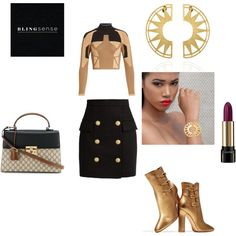 How To Wear blingsense jewelry 5 Outfit Idea 2017 - Fashion Trends Ready To Wear For Plus Size, Curvy Women Over 20, 30, 40, 50