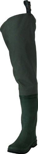 Frogg Toggs Cascades 2-Ply Rubber Bootfoot Felt Sole Hip Wader, Forest Green, 13 Frogg Toggs http://www.amazon.com/dp/B000U72JMU/ref=cm_sw_r_pi_dp_4-0Pwb1C351C6