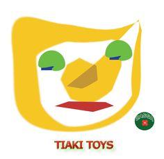 Immer Kreativ statt Passiv. Für die Spielzeugindustrie entworfen.
