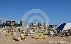 Beach Chairs And People - Download From Over 40 Million High Quality Stock Photos, Images, Vectors. Sign up for FREE today. Image: 59699386