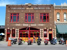 Firehouse Brewing Co. Restaurant in Rapid City, South Dakota