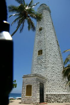 Dondra Head, Southern Province, Sri Lanka (www.secretlanka.com) #SriLanka #Dondra #Lighthouse