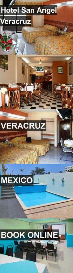Hotel Hotel San Angel Veracruz in Veracruz, Mexico. For more information, photos, reviews and best prices please follow the link. #Mexico #Veracruz #HotelSanAngelVeracruz #hotel #travel #vacation