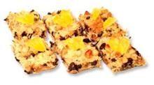 Candied Pineapple Macadamia Nut Cookies