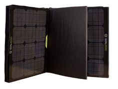 Goal Zero 91005 Black Large Travel Case for Boulder 30 by Goal Zero. $61.05. This is used to protect and organize Boulder 30 products. It can easily carry two Boulder 30 solar panels in a stylish bag with detachable strap. The padded layer in the bag is used to protect the two panels from hitting against each other.