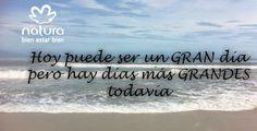 A comenzar el día con toda la ACTITUD , lindo martes a tod@s #LosMejoresDiasDeMiVida