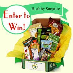 healthy surprise giveaway from trueaimedu - http://www.trueaimeducation.com/strategies-for-teaching-your-children/