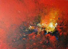Roseline Al oumami, Jaillissement II on ArtStack #roseline-al-oumami #art