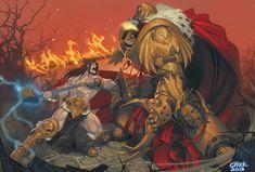 Warhammer 40000,warhammer40000, warhammer40k, warhammer 40k, ваха, сорокотысячник,фэндомы,Император,Warhammer Fantasy,Emperor (wh 40000)