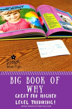 Big Book of Why:  Mo