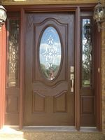 FADED TO FABULOUS! Staining projects can be time consuming and messy. Typically when you think of staining you think about wood, however, when I took on the project of staining my front door I discovered it was fiberglass and it required something a bit different. To my surprise, I learned...