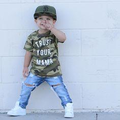 Fashion For Toddlers Boy Little Boy Fashion, Baby Boy Fashion, Toddler Fashion, Kids Fashion, Toddler Boys, Kids Boys, Baby Boy Outfits, Kids Outfits, Kids Clothing Brands