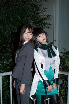 Knit Fashion, Retro Fashion, Fashion Show, Kamen Rider, Zero One, Fancy Shoes, Girl Cartoon, Anime Style, Art Girl