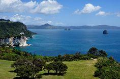 Coromandel, New Zealand's north Island