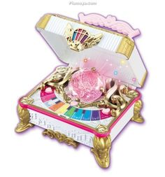 Suite Precure Magic Touch Keyboard Healing Chest