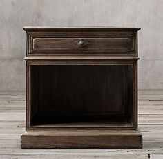 Montpellier Bedroom Collection Antiqued Brown Walnut | Restoration Hardware