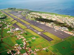 Lajes Azores. Landed here one afternoon in a P-3C with a 46 kt crosswind. Exciting!