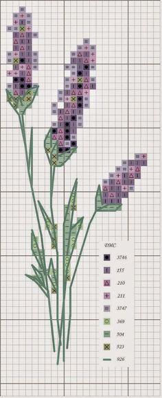Ручная работа by natulja-best: Лавандовый пост Lavender