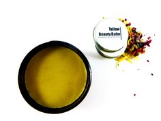 Herbal Tallow Beauty Balm -- Large Size