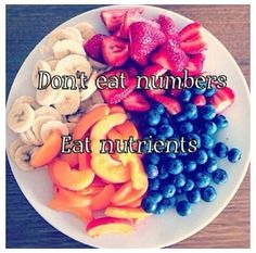 Don't eat numbers, eat nutrients!! ✽¸.•♥♥•.¸✽ Friend/Follow me on Facebook & join my great healthy living group For fun, friends, support & daily challenges at www.facebook.com/groups/yourhealthylife.natashak  For healthy recipes all in one place, like my page www.facebook.com/yourhealthyliferecipes  www.natashak.SkinnyFiberPlus.com