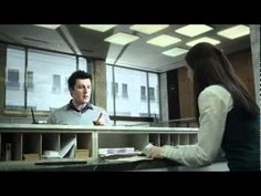 Canadian Film Festival: Bank teller