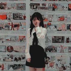 Aesthetic People, Couple Aesthetic, Aesthetic Girl, Korean Girl Photo, Cute Korean Girl, Asian Girl, I Love Girls, Cute Girls, Tumbrl Girls