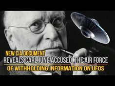 Close Encounters UFO: New CIA Document Reveals Carl Jung Accused The Air...