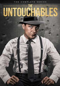The Untouchables - 'The Complete Series' of the 1959 Show Starring Robert Stack. Due out May 10, 2016.