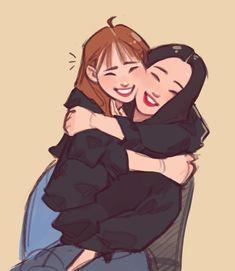Pretty Art, Cute Art, Character Inspiration, Character Design, Couples Comics, Kpop Drawings, Academic Art, Kpop Fanart, I Love Girls