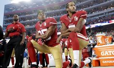 Joining Colin Kaepernick in his cause comes with costs