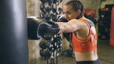 Zella Boxing Tutorial Videos | Nordstrom Fashion Blog