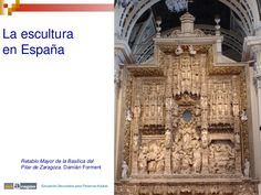 escultura-renacentista-en-espaa by alarife via Slideshare