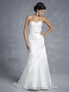 Beautiful by Enzoani Sapphire Bridal Gown Style - BT15-5