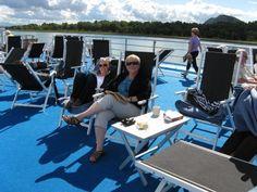 Enjoying the Rhone River aboard AmaWaterways AmaLyra