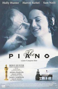 El señor de los bloguiños: El piano (1993) de Jane Campion